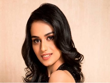 Manushi Chhillar from Haryana - Winner Femina Miss India World 2017 Image via Facebook