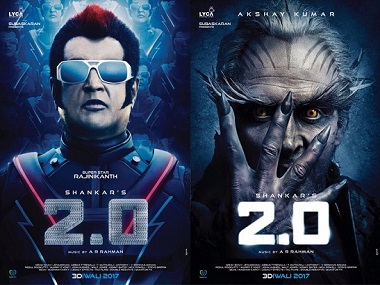 Rajinikanth's 2.0 producers deny taking legal action against Oscar-winning American VFX studio