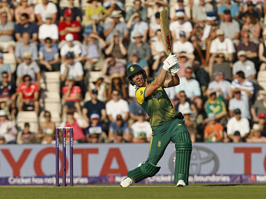 South Africa's AB de Villiers needs to reassess his cricketing future. AP