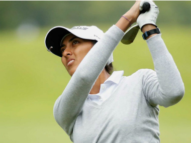 Aditi Ashok secures maiden top-10 rank after finishing tied eighth at Marathon Classic