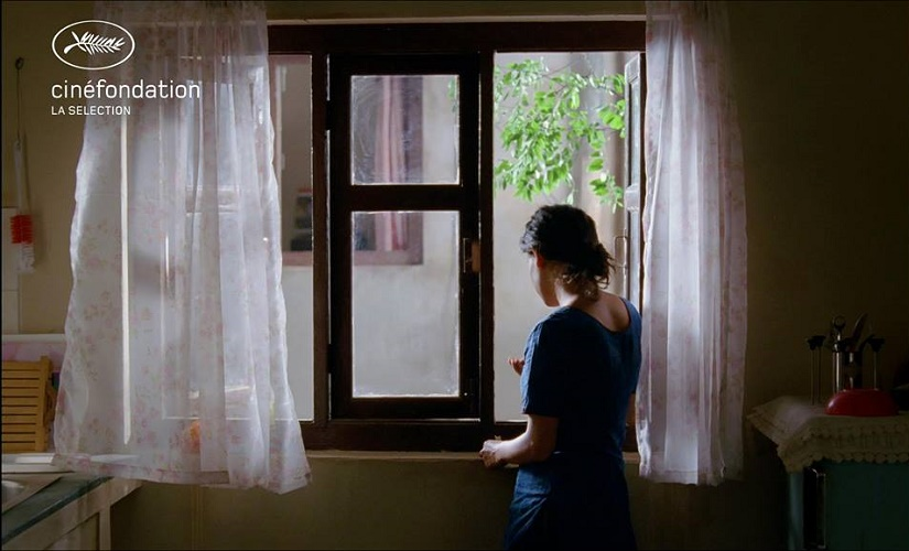 A still from Afternoon Clouds. Image from facebook