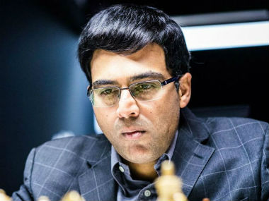 Sinquefield Cup Viswanathan Anand draws with Peter Svidler in second round