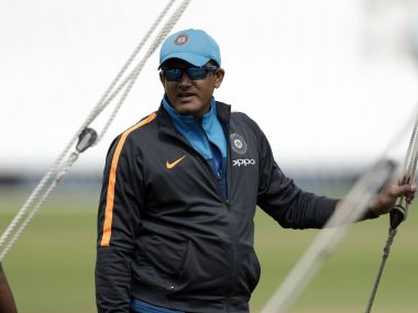 File photo of Former Indian cricket team coach Anil Kumble. AP