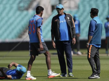 Anil Kumble oversaw a successful year in Indian cricket. AP