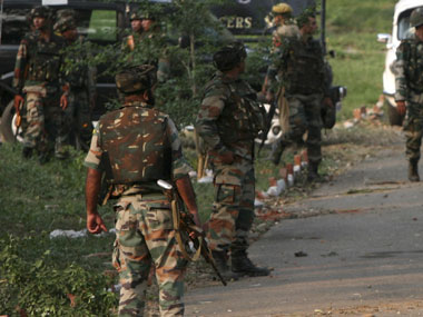 Five militants killed in Uri were part of fidayeen squad Indian Army