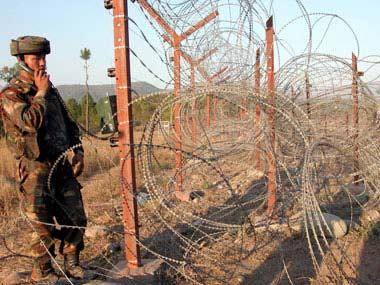 Pakistan violates ceasefire along LoC in Uri sector of Kashmir woman injured in crossfire