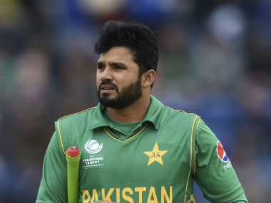 Azhar Ali returned to form with the bat in the ongoing Champions Trophy with two fifties. AP