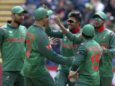 Bangladesh's recent victories against the big teams make them dangerous opponents for India. AFP