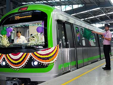 Hindi on Bengaluru Metro signboards Its a conflict between preserving identity and bid at homogenisation