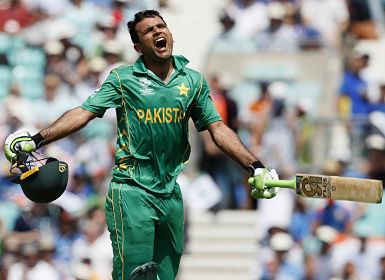 ICC Champions Trophy 2017 Fakhar Zaman says his heart sank when he was caught off a no ball in final