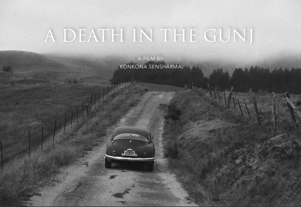 One of the poster's of A Death in the Gunj