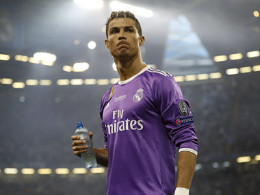 Champions League: Cristiano Ronaldo eager to return to action, says Real Madrid boss Zinedine Zidane