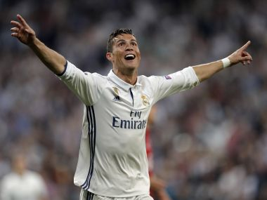 La Liga: Cristiano Ronaldo admits there will always be competition for title of 'best footballer in the world'