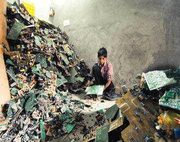 Electronic Waste: Are we neglecting a real threat to human and environmental health?
