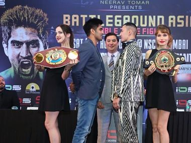 Vijender Singh to take on China's undefeated Zulpikar Maimaitiali in WBO bout for double title