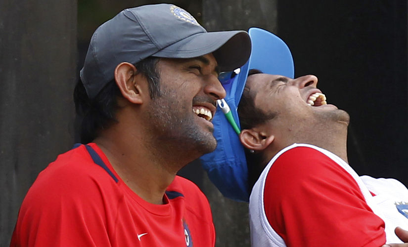 """""""When you spend much time on and off the field, you get a lot of confidence from your captain, team mate and most importantly from your friend. Because you know he will never misguide you."""""""