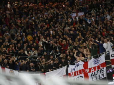 FIFA World Cup 2018: FA, British police to investigate video of England fans performing Nazi salutes in Russia