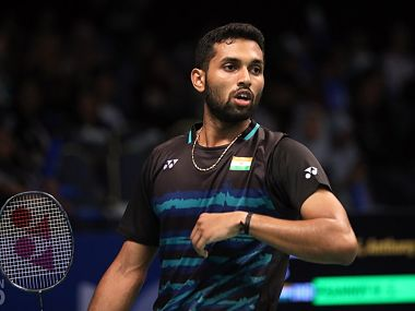 Badminton Asia Championships 2019 HS Prannoy Sai Praneeth miss out after BAI messup Kidambi Srikanth gets good draw