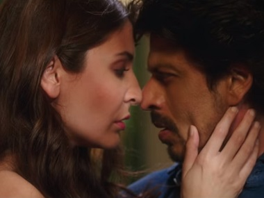 A still from the second mini trailer of Jab Harry Met Sejal. Youtube screengrab