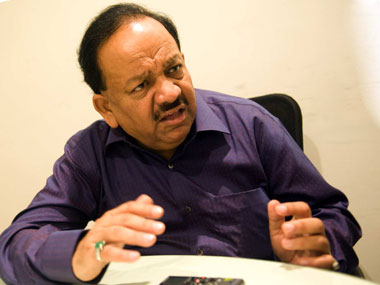 Proper communication of science and technology important for policy making: Harsh Vardhan
