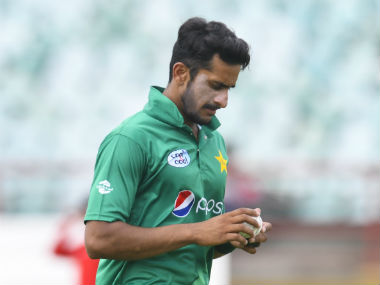Hasan Ali's rise to international cricket can be compared to a fairy-tale. AFP