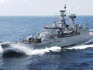 Narendra Modi takes to Twitter to extend greetings on Navy Day