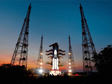 GSLVMark III maiden launch ISRO scientists excited as countdown goes smoothly