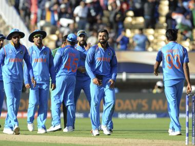 India will look to book a semifinal spot with a win over Sri Lanka. AP