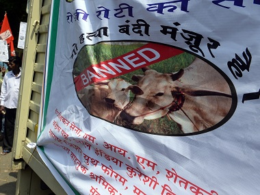 Beef ban row Global Hindu organisations to demand for beefban at a four day convention in Goa