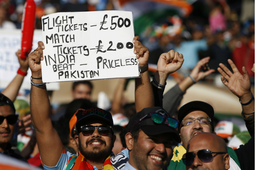 Indian fans have had a lot to celebrate over the years , unlike their Pakistani counterparts. Reuters