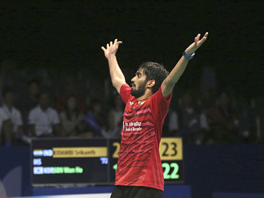 Indonesia SSP Kidambi Srikanth dishes out gritty performance to stun Son Wan Ho and storm into final
