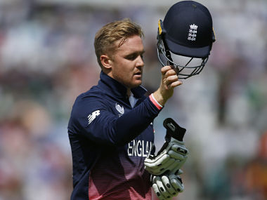 England's Jason Roy hasn't been in the best of forms coming into the game against New Zealand.