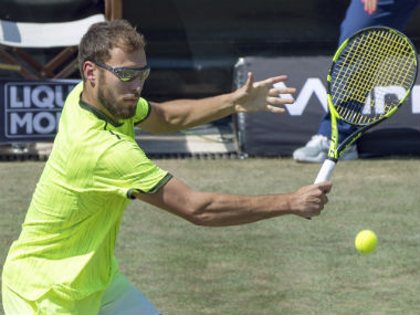 Stuttgart Open Grigor Dimitrov knocked out by Jerzy Janowicz Tomas Berdych progresses