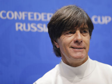 Confederations Cup 2017: Joachim Loew praises Russia's tournament hosting abilities ahead of World Cup