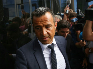 Super-agent Jorge Mendes faces Portuguese tax probe over image rights controversy