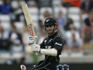 Kane Williamson was run-out right after getting to his ninth ODI hundred. Reuters