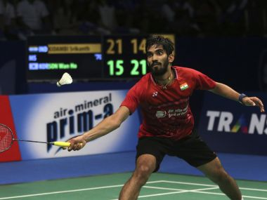 Kidambi Srikanth's case shows why even good performances aren't enough to attract endorsements