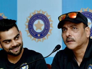 Ravi Shastri is set to apply for the position of the Indian team's head coach, according to media report on Tuesday. PTI