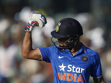 India captain Virat Kohli continues to top the ICC ODI batting chart; MS Dhoni moves up three places