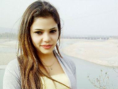 Kritika Chaudhary was found dead under mysterious circumstances. Image courtesy: Kritika Chaudhary/Facebook