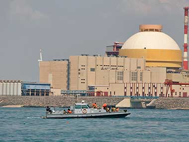 Kudankulam Nuclear Power Plant construction begins expected to finish in 73 months