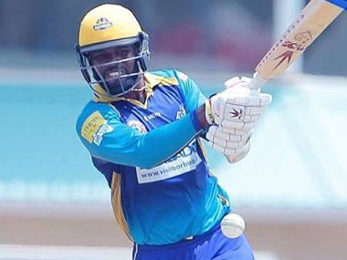 Kyle Hope is one of the two new faces drafted in West Indies squad. Twitter/@CPL
