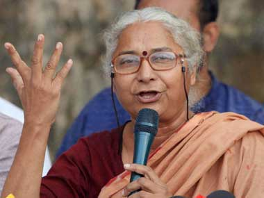 Narmada Bachao Andolan Madhya Pradesh BJP leaders resign in protest after arrest of Medha Patkar