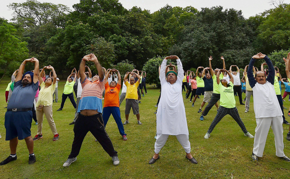 Reebok celebrates International Yoga Day in association with Ministry of Ayush