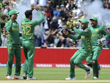 Pakistan have differed from the general trend and banked on their bowlers to come good. AP