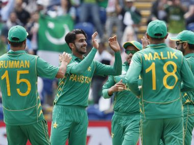 India vs Pakistan Final 2017 Sarfraz Ahmed and Cos best chance of causing an upset rests with their bowling