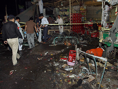 Suicide attack at Jhal Magsi shrine in Balochistan kills at least 18; injures 24