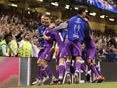 Champions League: Real Madrid remain the side to beat as Europe's elite face off once again