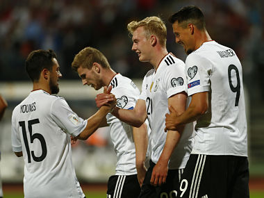 Confederations Cup 2017 Youthful Germany take on Australia as Joachim Loew looks set to test youngsters