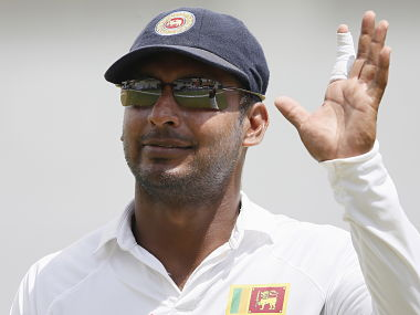 File image of Sri Lanka's Kumar Sangakkara. REUTERS